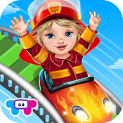 Download Baby Heroes: Amusement Park Edition free for iPhone, iPod and iPad